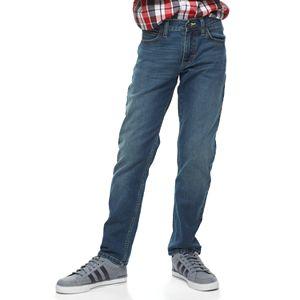 Boys 8-20 Lee Sport Xtreme Comfort Straight-Fit Straight-Leg Jeans In Regular, Slim & Husky
