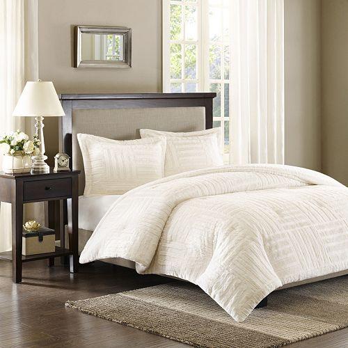 Premier Comfort Arctic Faux Fur Down-Alternative Comforter Set