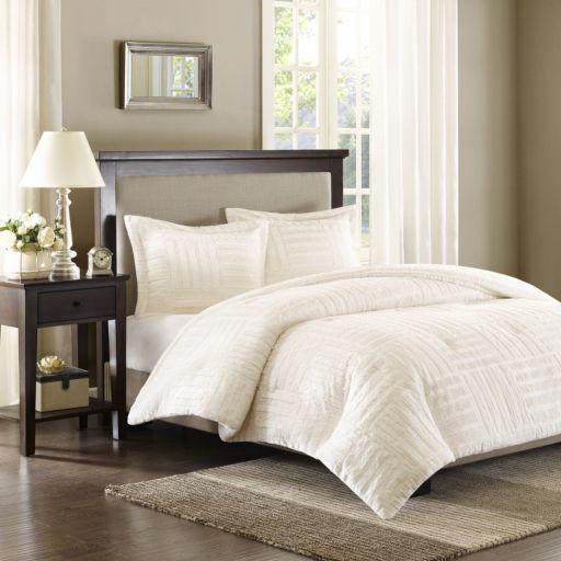 Premier Comfort Arctic Faux Fur Down-Alternative Comforter Set