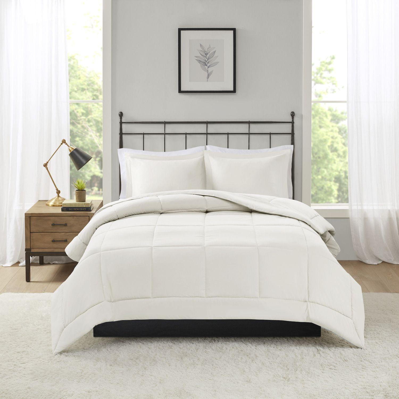 madison park sarasota microcell comforter set
