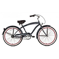 Micargi Rover 26-in. NX3 Beach Cruiser Bike - Men