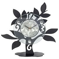 Tree Table Clock