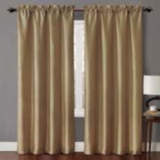 Victoria Classics Lincoln Curtain Pair - 38'' x 84''