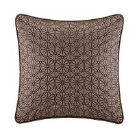 Metropolitan Home Eclipse Jacquard Throw Pillow