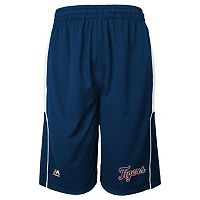 Majestic Detroit Tigers Batters Choice Shorts - Boys 8-20