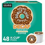 Donut Shop Decaf Coffee, Keurig® K-Cup® Pods, Medium Roast - 48-pk.