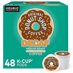 Keurig® K-Cup® Pod The Original Donut Shop Decaf Coffee - 48-pk.