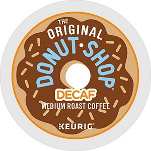 The Original Donut Shop Decaf Coffee, Keurig® K-Cup® Pods, Medium Roast - 48-pk.