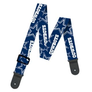 Woodrow Dallas Cowboys Guitar Strap
