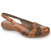 NaturalSoul by naturalizer Civil Women's Slingback Flats