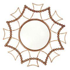 Shaped Wall Mirror
