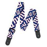 Woodrow New York Giants Guitar Strap