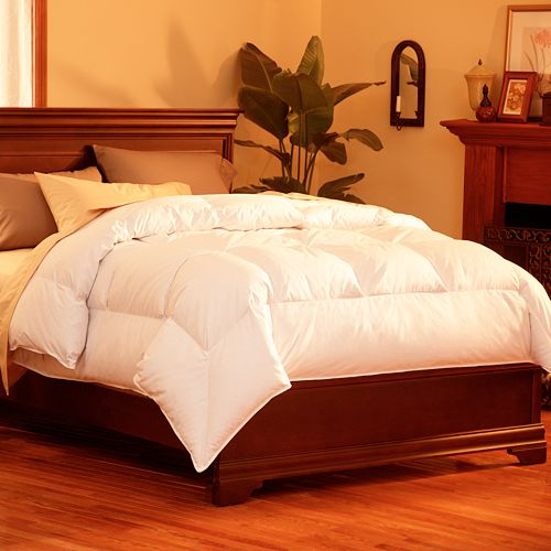 Pacific Coast Feather Super Loft 400-Thread Count Down Comforter
