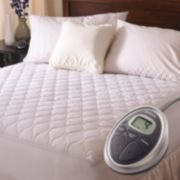 Sunbeam® Slumber Rest® Water-Resistant Electric Mattress Pad