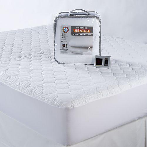 Sunbeam Slumber Rest Waterproof Electric Mattress Pad