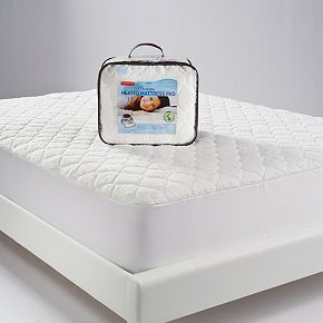 Biddeford Sherpa Quilted Heated Electric Mattress Pad Kohls