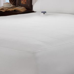 Soft Heat Microplush Electric Warming Mattress Pad