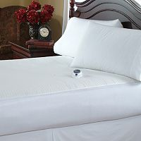 Serta Waterproof Electric Warming Mattress Pad