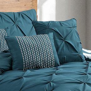 Avondale Manor Ella Pinch Pleat 7-pc. Comforter Set