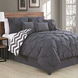 Avondale Manor Ella Pinch Pleat Comforter Set