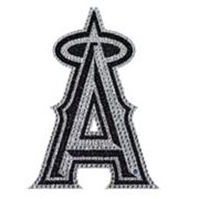 Los Angeles Angels of Anaheim Bling Emblem
