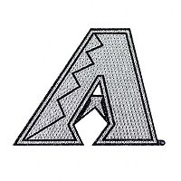 Arizona Diamondbacks Bling Emblem