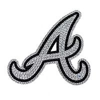 Atlanta Braves Bling Emblem