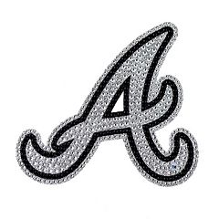 Atlanta Braves Bling Emblem