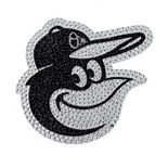 Baltimore Orioles Bling Emblem