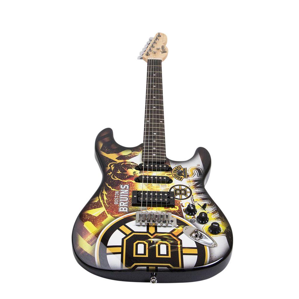 Woodrow Boston Bruins Northender Electric Guitar