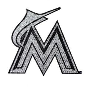 Miami Marlins Bling Emblem