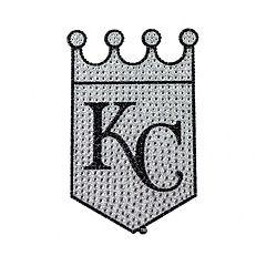 Kansas City Royals Bling Emblem
