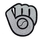 Milwaukee Brewers Bling Emblem