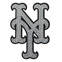 New York Mets Bling Emblem