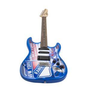 Woodrow New York Rangers Northender Electric Guitar