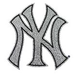 New York Yankees Bling Emblem