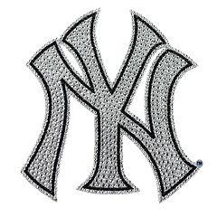 New York Yankees Bling Emblem