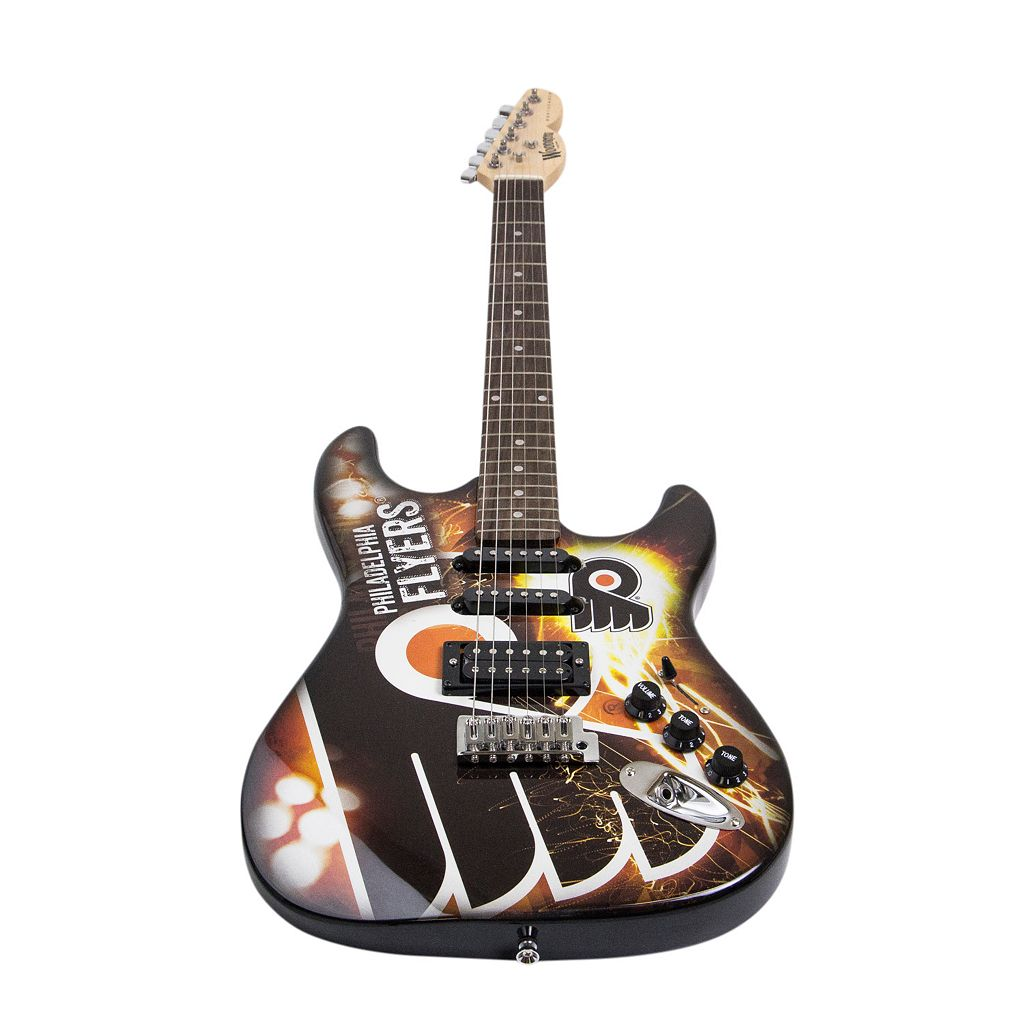 Woodrow Philadelphia Flyers Northender Electric Guitar