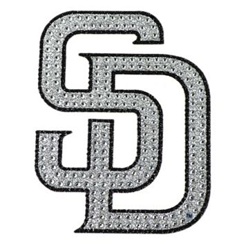 San Diego Padres Bling Emblem