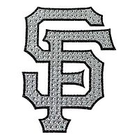 San Francisco Giants Bling Emblem