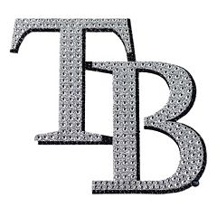 Tampa Bay Rays Bling Emblem