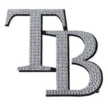 Tampa Bay Rays Bling Emblem