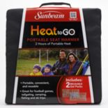 Sunbeam Heat to Go Portable Seat Warmer