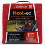 Sunbeam Heat to Go Portable Seat Warmer