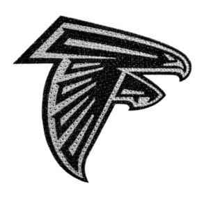 Atlanta Falcons Bling Emblem