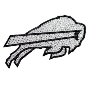 Buffalo Bills Bling Emblem