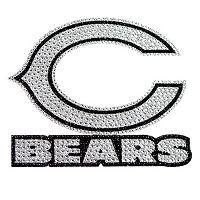 Chicago Bears Bling Emblem