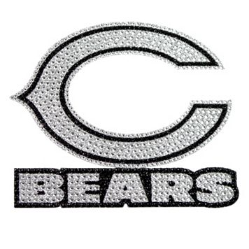 Chicago Bears Bling Emblem
