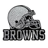 Cleveland Browns Bling Emblem