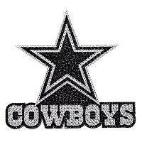 Dallas Cowboys Bling Emblem